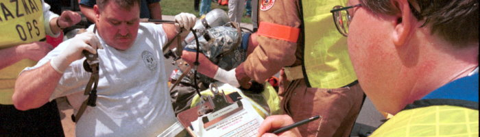 Fire Scene Safety Photos